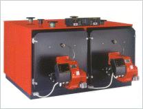Calderas Ecoflam tipo Ecomax para agua caliente