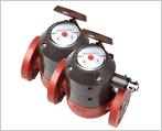 Medidor de flujo Aguametro