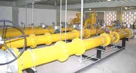 Sistemas de Medición y Control para Gas Natural.