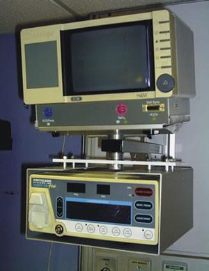 Sistema de soporte para equipo