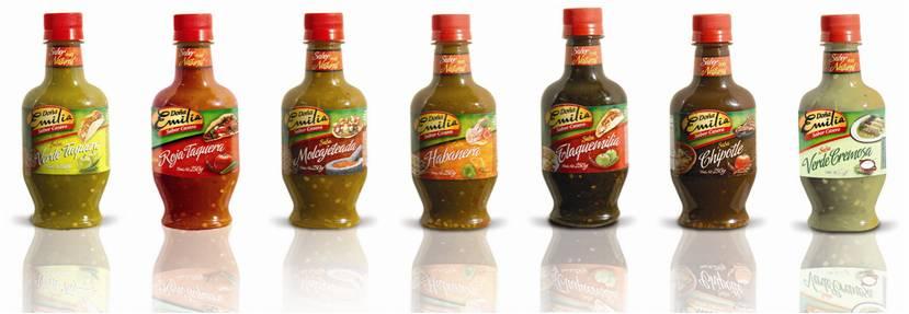 ... Salsas Mexicanas, de Alimentos Delicias del Norte, S.A. de C.V