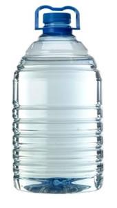 Botellas de PEAD y PP