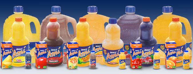 Compro Jugos marca Jumex