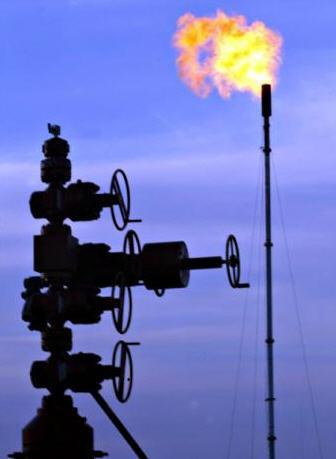 Exploración del gas