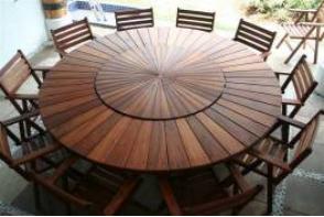 mesas de madera more