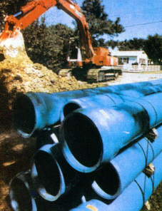 Comprar Tuberia de PVC C900 AWWA Blue Brute