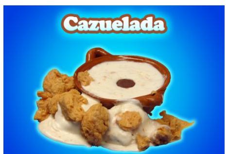 Comprar Cazuelada