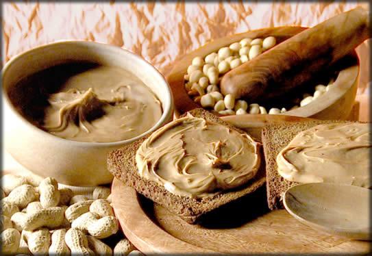 Mantequilla de Cacauhete