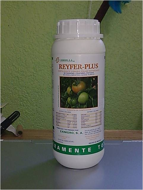 Buy To number fertilizer liquid Reifer Plus