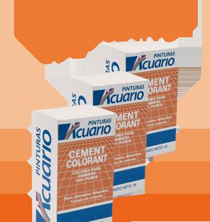 Comprar Pigmento colorante para cemento