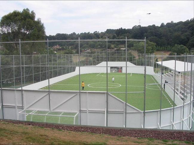Compro Construcción completa de la cancha de futbol rapido, futbol 7 y futbol soccer