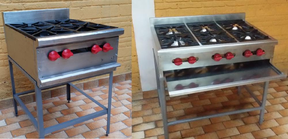 Comprar Estufas de uso rudo para restaurante
