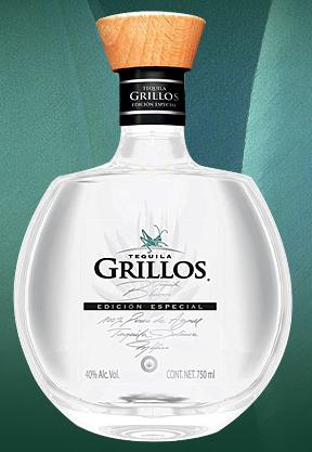 Comprar Tequila Grillos Blanco