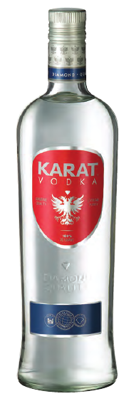 Comprar Vodka Karat