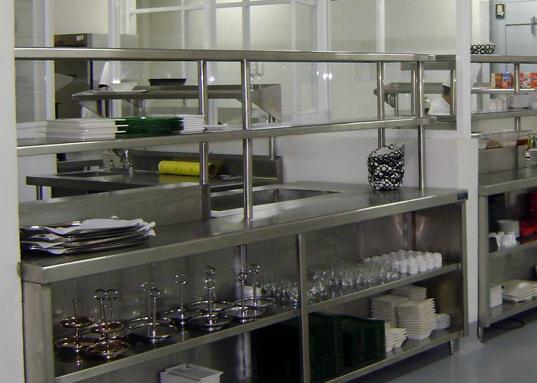 Equipamiento para cocinas industriales comprar en Guadalajara