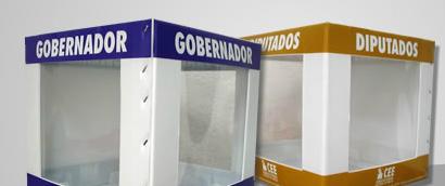 Comprar Cajas electorales