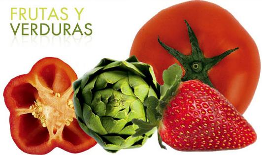 Comprar Frutas y verduras
