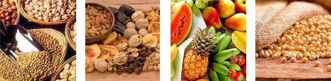 Comprar Frutas y legumbres deshidratadas en polvo