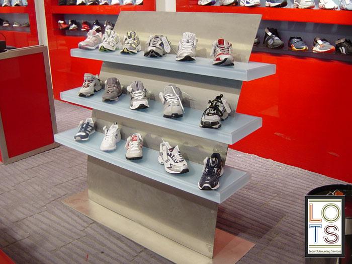 de , Fotos de Muebles para zapaterías, de Abastecedora de Muebles y