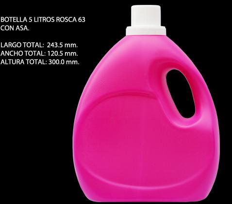 Comprar Botella 5 litros