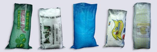Comprar Sacos blancos, transparentes o pigmentados
