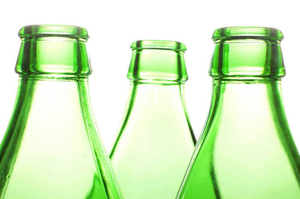 Comprar Botellas de cristal