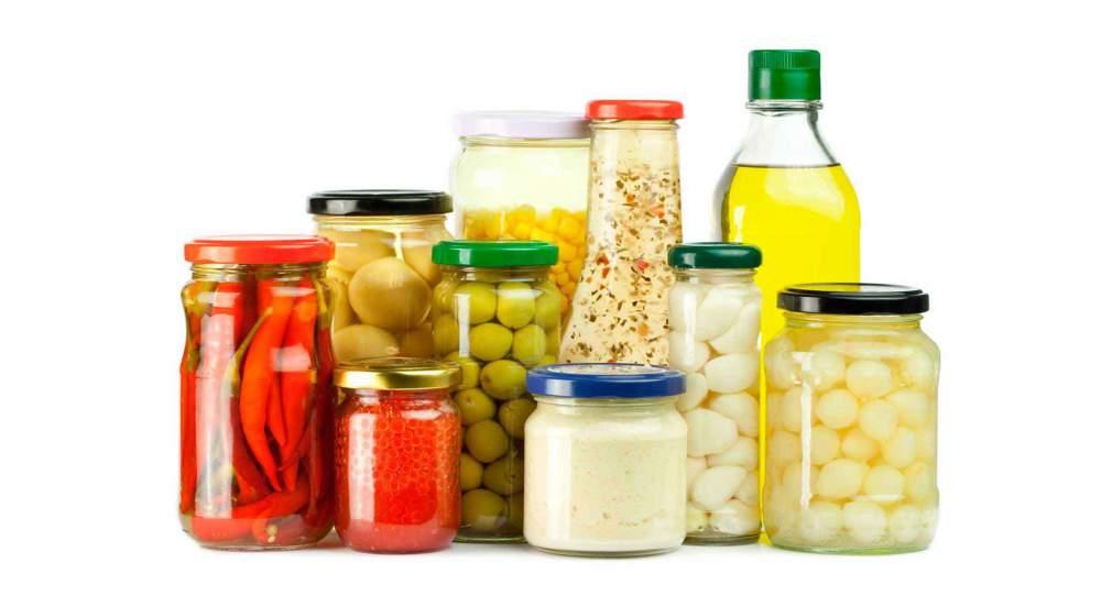 Comprar Envased de cristal para alimentos