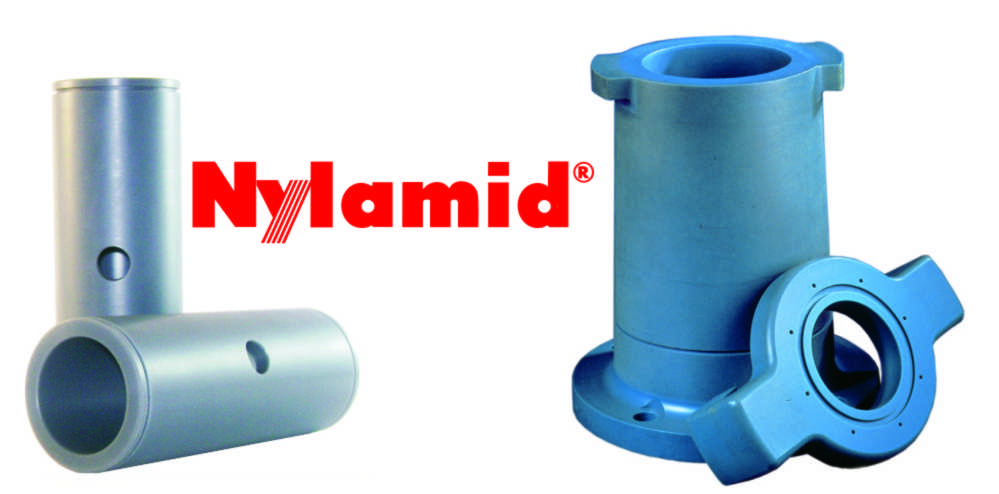 Comprar Plásticos Nylamid