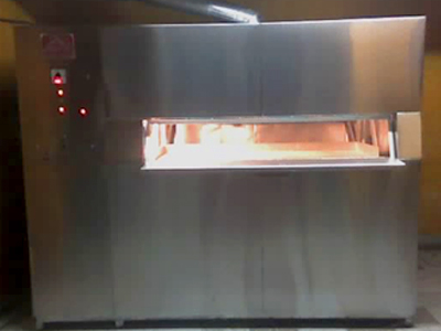 Comprar Horno para panadería de 15 charolas