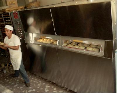 Comprar Horno para panadería de 35 charolas