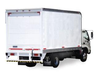 Comprar Carrrocerías Caja Van