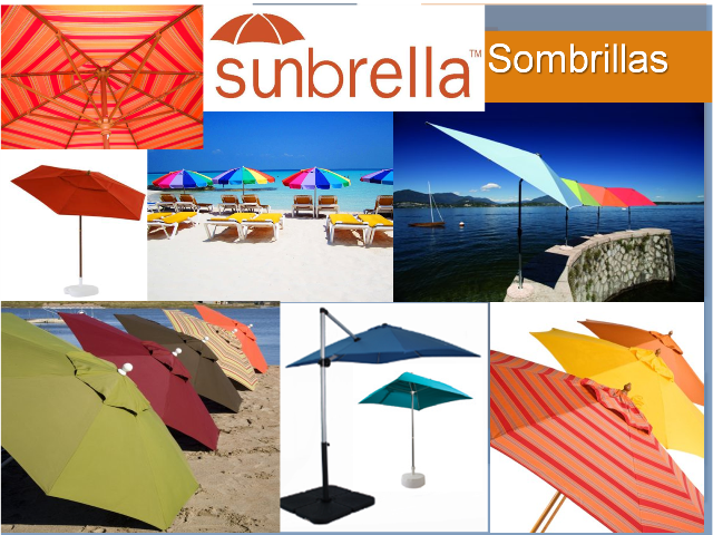Comprar Sombrillas para playa o alberca