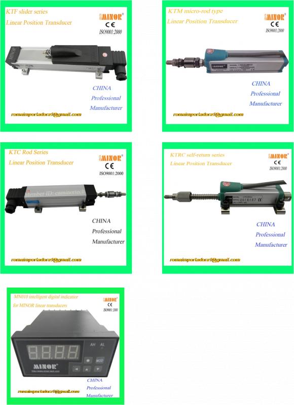 Comprar Transductores de Posición Lineal