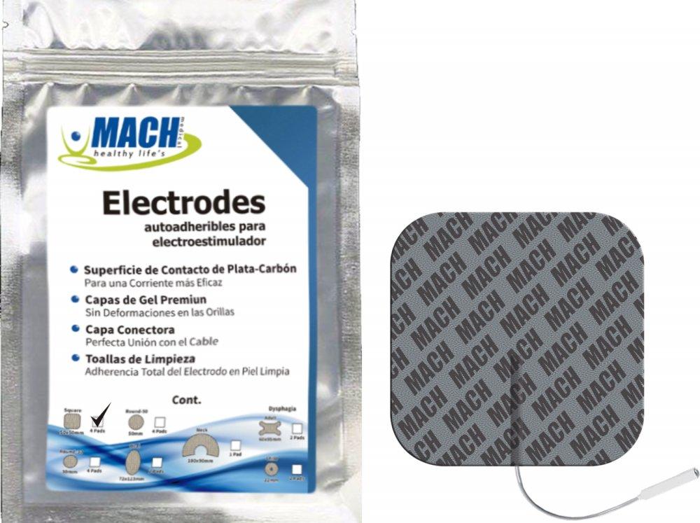 Comprar Electrodos para Electroestimulador