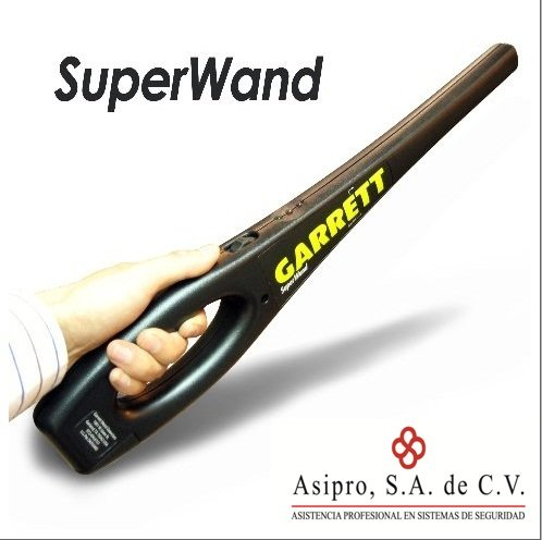 Comprar Super Wand detector de metales garrett