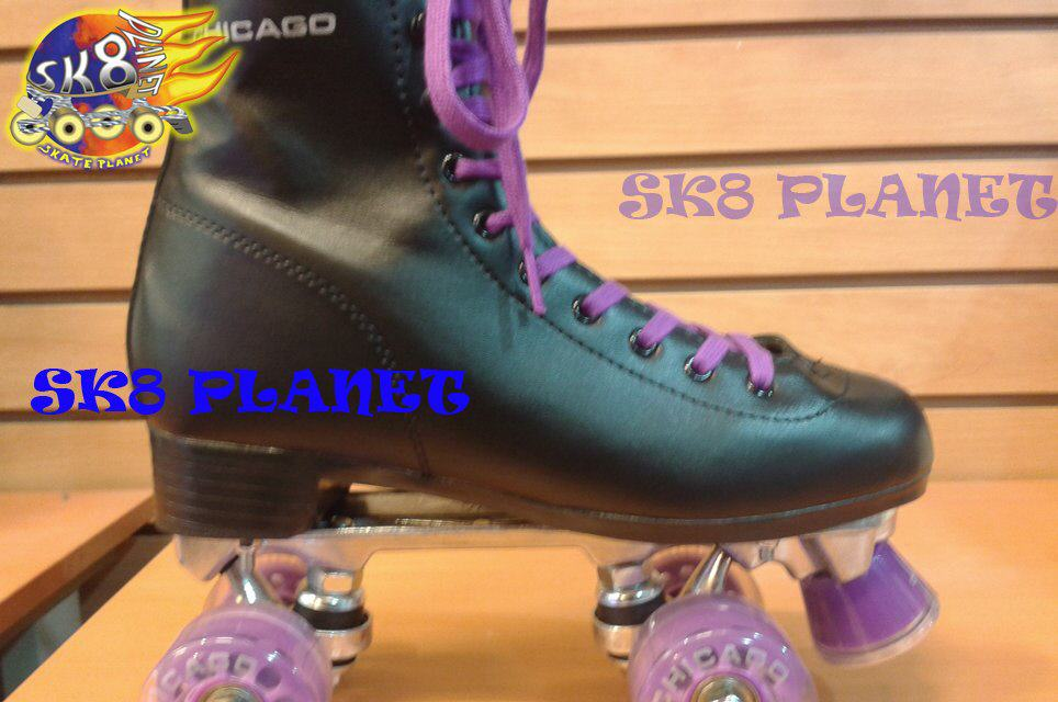 Comprar Patines clasicos chicago roller retro patinaje artistico o recreativo