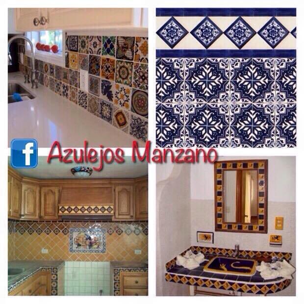 Comprar Azulejos Manzano