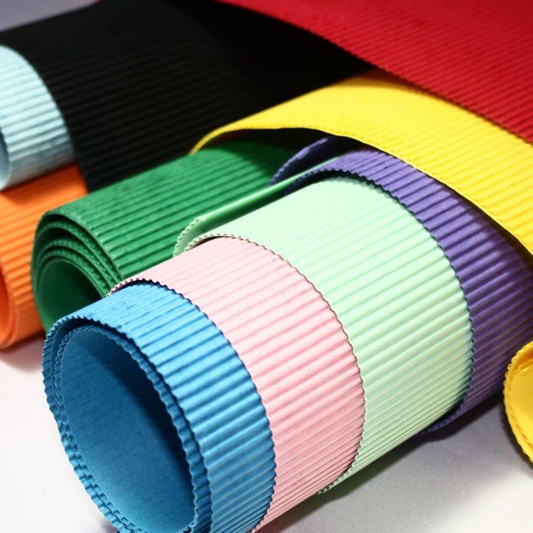 Comprar Cartón microcorrugado de colores
