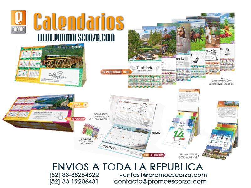 Comprar Personalizacion de calendarios.