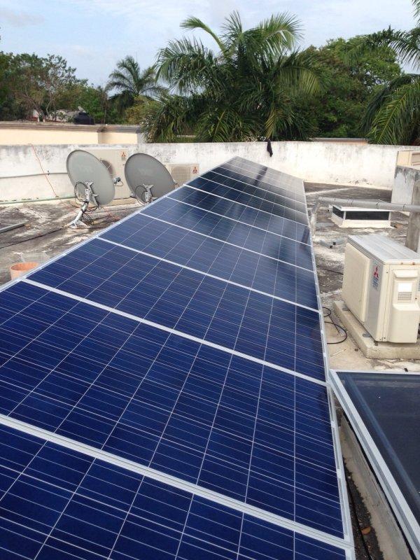 Comprar Paneles Solares Cancun