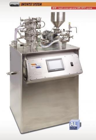 Comprar Pasteurizador UHT / HTST Planta Piloto Miniatura