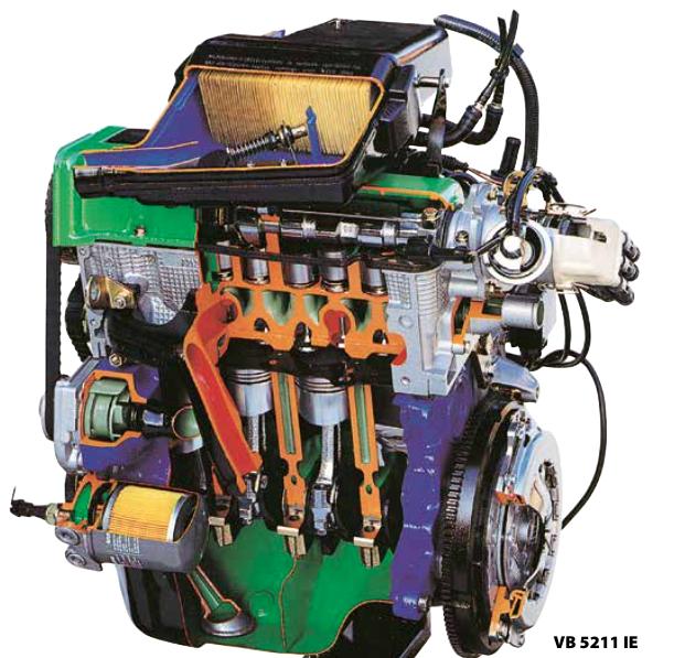 Comprar Motor de Gasolina Seccionado