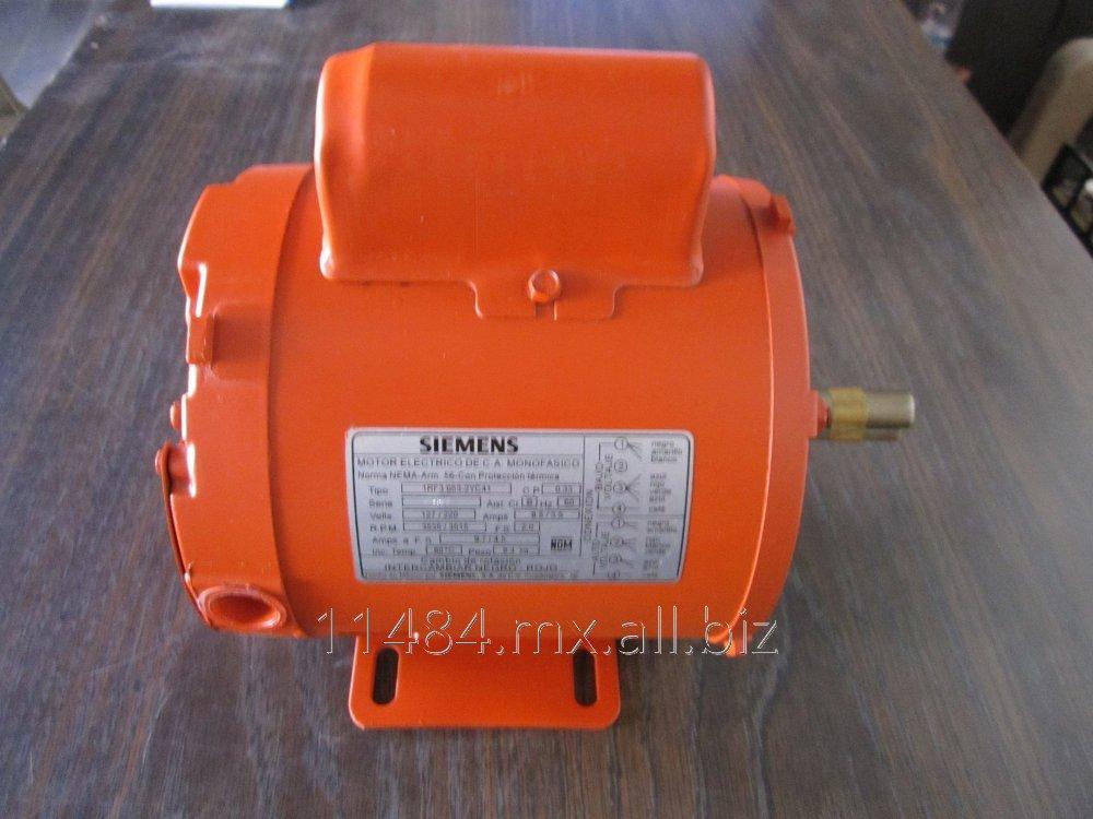 Comprar Motor eléctrico de 1/3 hp, 3,535 rpm, monofásico, sin brida