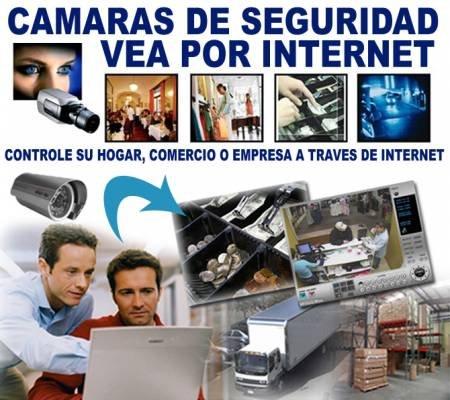Comprar Camaras de seguridad CCTV