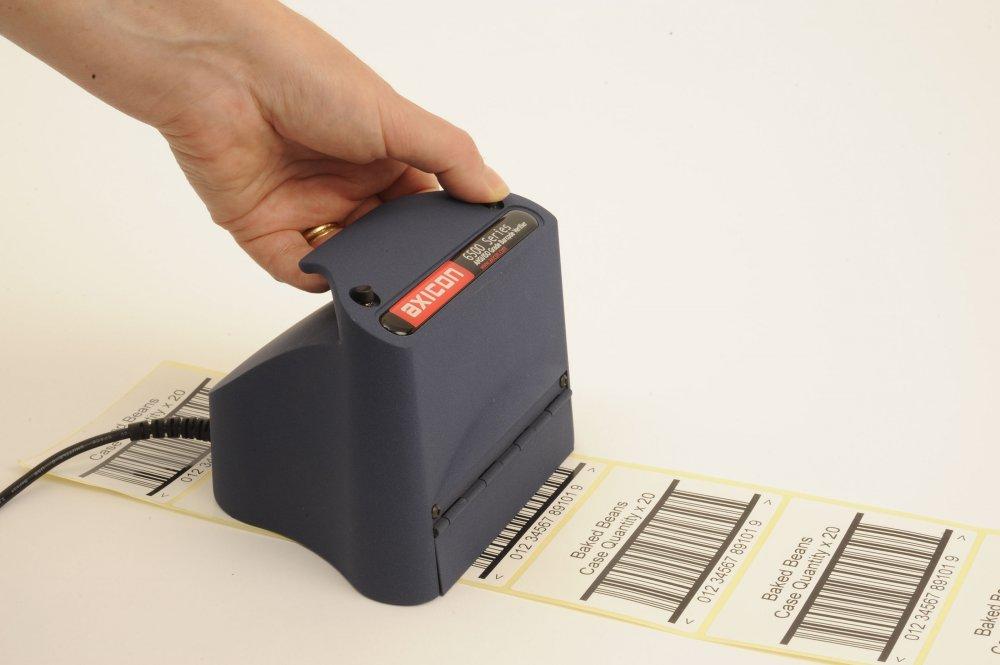 Comprar Verificador de mano para códigos de barras AXICON, 6515 serie 6500
