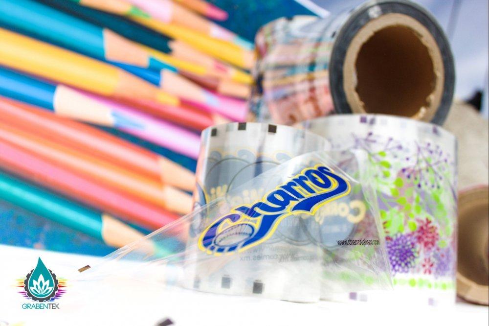 Comprar Etiquetas Heat Transfer, In Mold y cinta Hot Stamping para plastico.