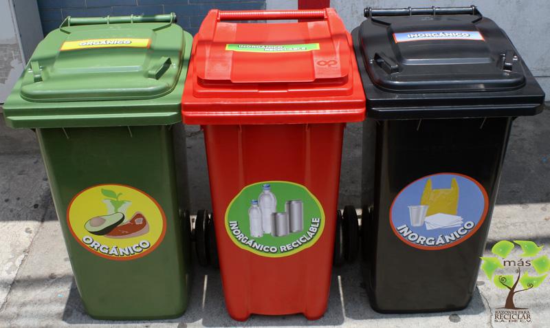 Comprar Estaciones de Reciclaje