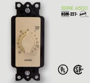 Comprar Interruptores Horario Serie A500