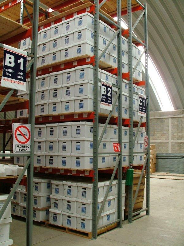 Comprar Administración y Resguardo de Archivo en Papel