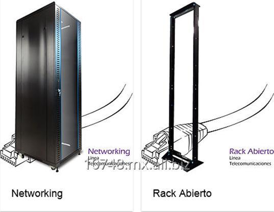 Comprar Gabinetes Racks Telecomunicaciones